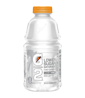 Gatorade G2 Lower Sugar - Glacier Cherry - 32fl.oz (946ml)  Soda and Drinks Gatorade