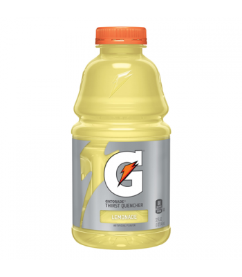 Gatorade Lemonade Thirst Quencher 32oz (946ml) Bottle
