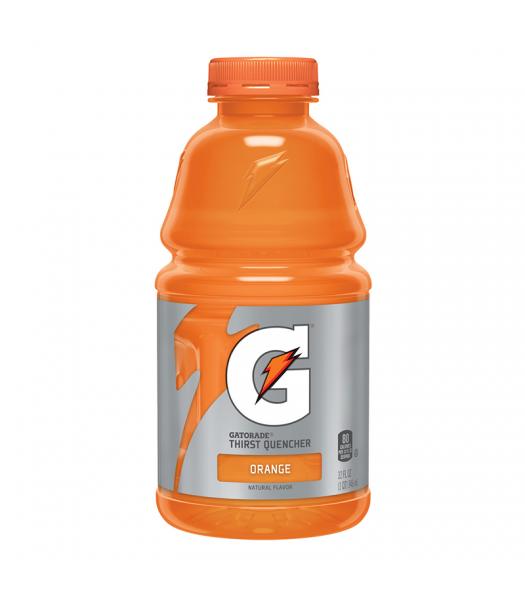 Gatorade Orange 32oz (946ml) Energy & Sports Drinks Gatorade
