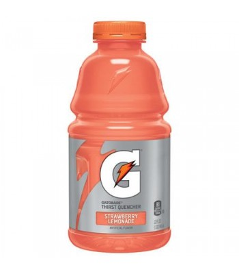 Gatorade Strawberry Lemonade 32 oz (946ml)