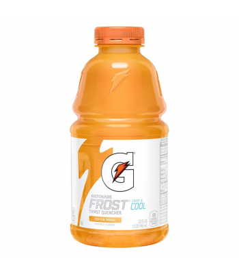 Gatorade Frost Tropical Mango - 32fl.oz (946ml) Soda and Drinks Gatorade