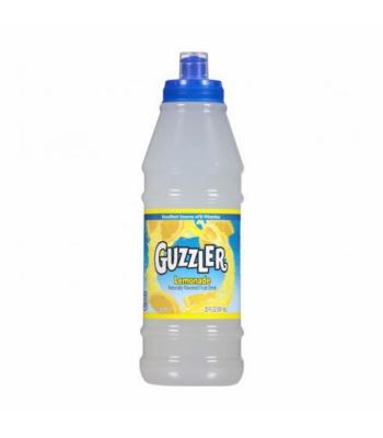 Guzzler Lemonade 20oz (591ml) Soda and Drinks