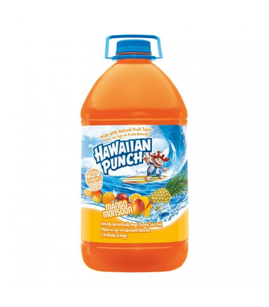 Hawaiian Punch - Mango Monsoon - HUGE 1 Gallon (3.78ltr) Soda and Drinks Hawaiian Punch