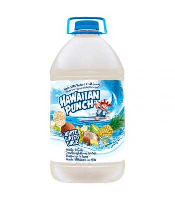 Hawaiian Punch White Water Wave - 128oz (3.78L) Soda and Drinks Hawaiian Punch