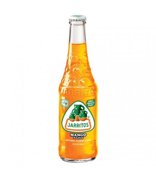 Jarritos Mango Soda 12.5fl.oz (355ml) Regular Soda Jarritos