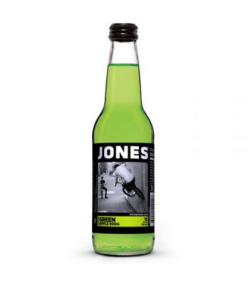 Jones Soda - Green Apple 12fl.oz (355ml)
