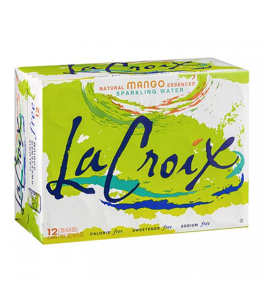 La Croix Mango 12-Pack (12 x 12fl.oz (355ml))