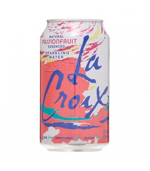 La Croix Passionfruit Sparkling Water 12fl.oz (355ml) Soda and Drinks La Croix