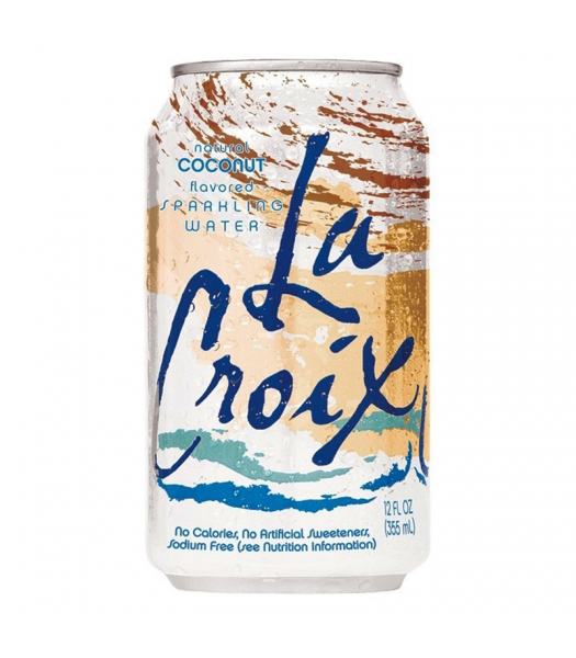 La Croix Coconut Sparkling Water 12fl.oz (355ml)