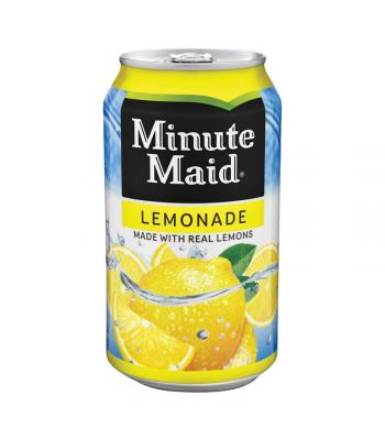 Minute Maid Lemonade - 12fl.oz (355ml)  Soda and Drinks Minute Maid