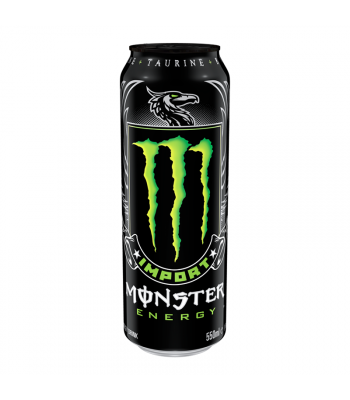 Monster Energy Import 18.6oz (550ml) Can