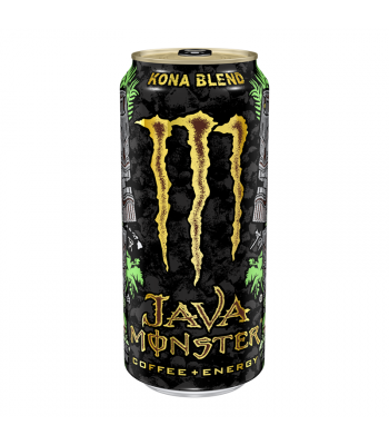Monster Java Kona Blend 15fl.oz (443ml) Energy & Sports Drinks Monster