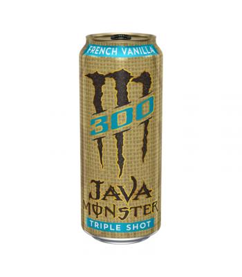 Monster Java 300 Triple Shot French Vanilla - 15oz (443ml) Soda and Drinks Monster