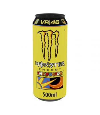 Monster Energy The Doctor - 500ml (EU) Soda and Drinks Monster