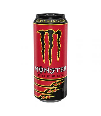 Monster Energy Lewis Hamilton - 500ml (EU) Soda and Drinks Monster