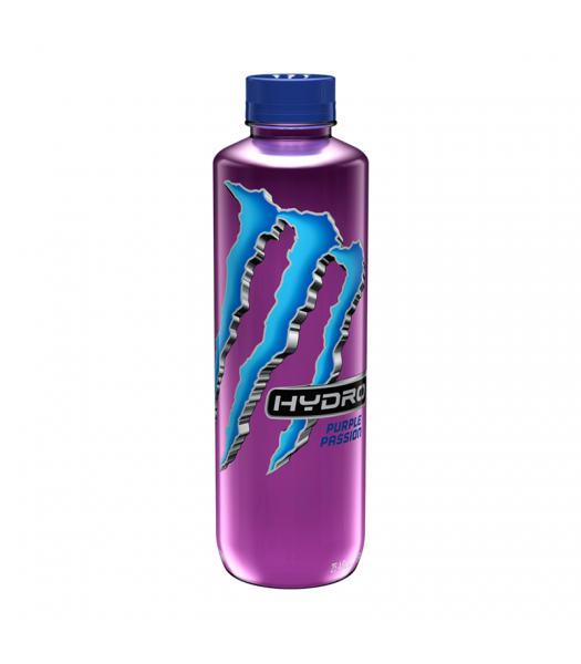 Monster Energy Hydro Purple Passion 25.4fl.oz (750ml)
