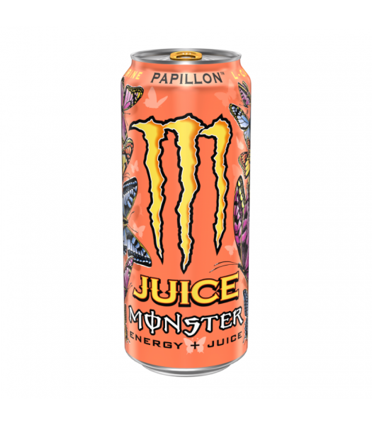 MONSTER JUICE Papillon - 16oz (473ml) Soda and Drinks Monster