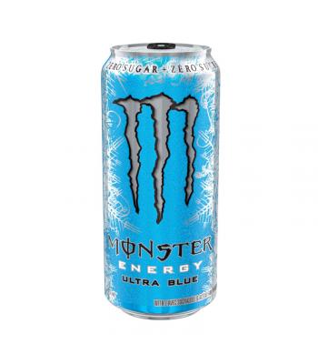 Monster Ultra Blue - 500ml (EU) Soda and Drinks Monster