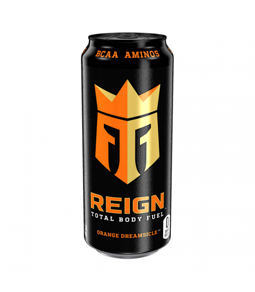 Reign Total Body Fuel Orange Dreamsicle - 16oz (473ml) Soda and Drinks