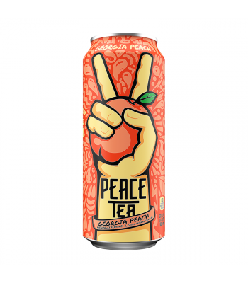 Peace Tea Georgia Peach (695ml) Soda and Drinks Coca Cola