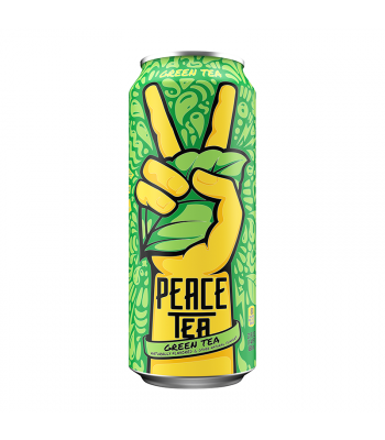 Peace Tea Green Tea (695ml) Soda and Drinks Coca Cola