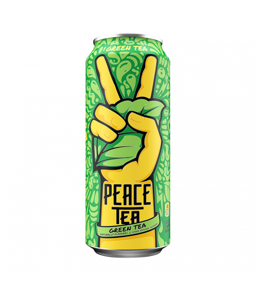 Clearance Special - Peace Tea Green Tea (695ml) **Best Before: September 19** Clearance Zone