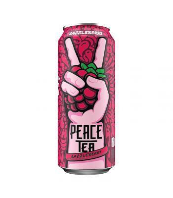 Peace Tea Razzleberry 23fl.oz (680ml) Soda and Drinks
