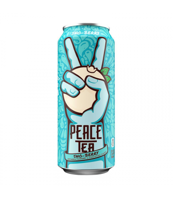 Peace Tea Sno-Berry (695ml) Soda and Drinks Coca Cola