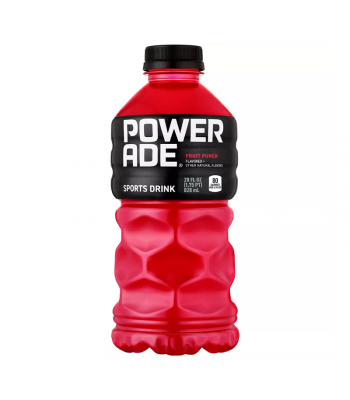 Powerade Fruit Punch - 28oz (828ml)