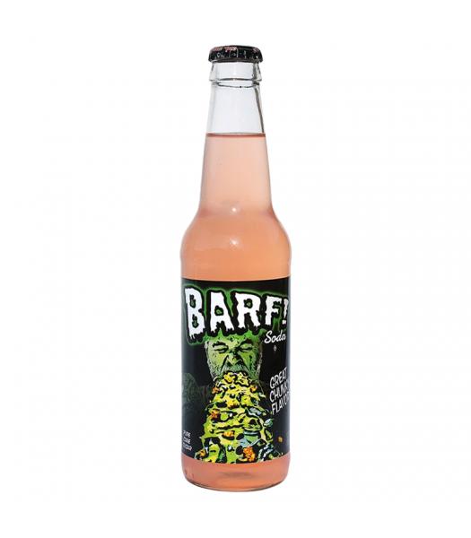 Rocket Fizz - Barf Soda - 12fl.oz (355ml) Soda and Drinks Rocket Fizz