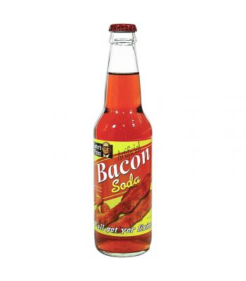 Rocket Fizz - Lester's Fixins Bacon Soda - 12fl.oz (355ml) Soda and Drinks Rocket Fizz