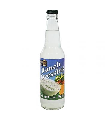 Rocket Fizz - Lester's Fixins Ranch Dressing Soda - 12fl.oz (355ml) Soda and Drinks Rocket Fizz