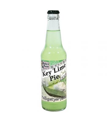 Rocket Fizz - Melba's Fixins Key Lime Pie Soda - 12fl.oz (355ml) Soda and Drinks Rocket Fizz