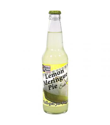 Rocket Fizz - Melba's Fixins Lemon Meringue Pie Soda - 12fl.oz (355ml) Soda and Drinks Rocket Fizz