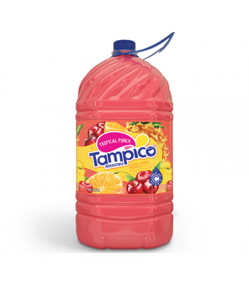 Tampico Tropical Punch - 1 Gallon (3.78ltr) Soda and Drinks