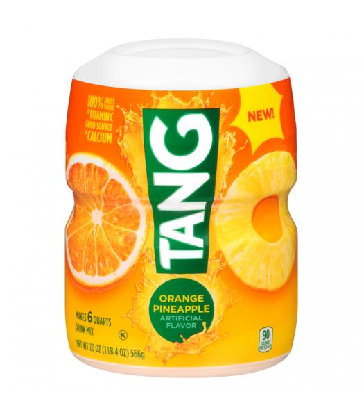 Tang Orange Pineapple Drink Mix 20oz (566g)