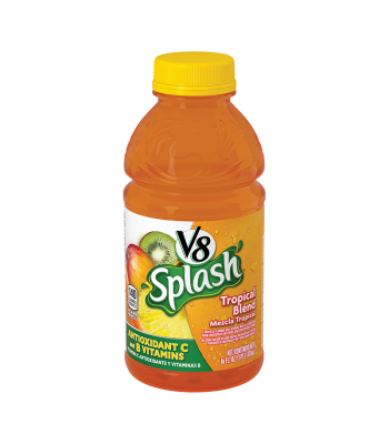 V8 Splash Tropical Blend 16oz (473ml) Soda and Drinks