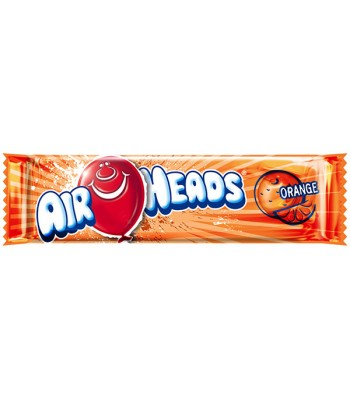Airheads Orange 15.6g Soft Candy AirHeads