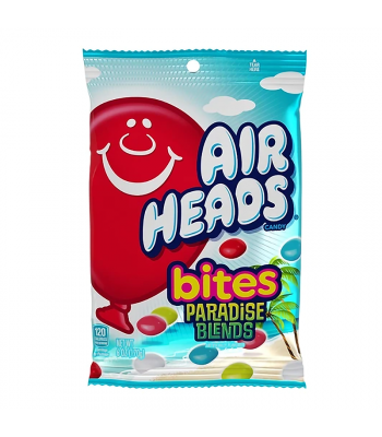 Airheads Bites Paradise Blends Peg Bag - 6oz (170g)