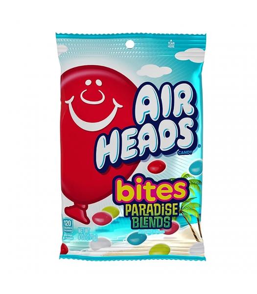 Airheads Bites Paradise Blends Peg Bag - 6oz (170g)