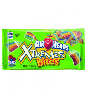 Airheads Xtremes Bites - Rainbow Berry - 2oz (57g)