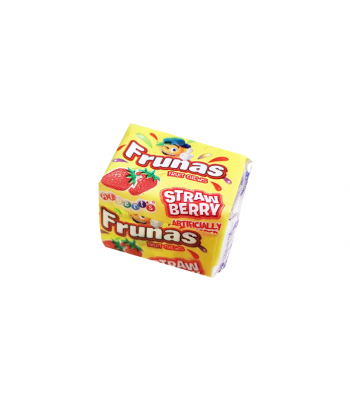 Albert's Frunas Fruit Chews Strawberry 4pc - 0.35oz (10g) Sweets and Candy