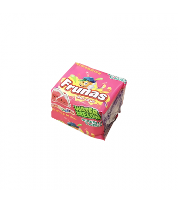 Albert's Frunas Fruit Chews Watermelon 4pc - 0.35oz (10g) Sweets and Candy