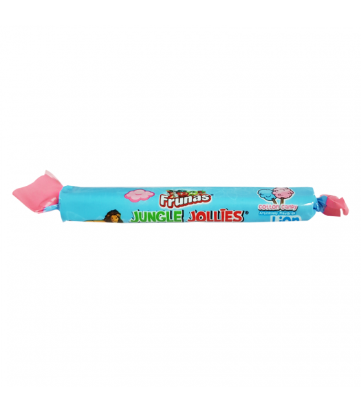 Alberts Frunas Jungle Jollies Cotton Candy - 0.28oz (7g) Sweets and Candy