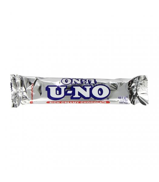 Annabelle's U-No Regular Chocolate Bar 1.5oz (43g) Chocolate, Bars & Treats Annabelle