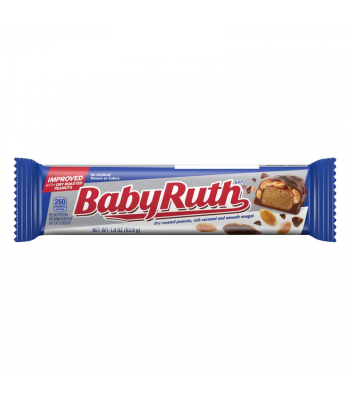 Baby Ruth Bar - 1.9oz (53.8g) Sweets and Candy Ferrara