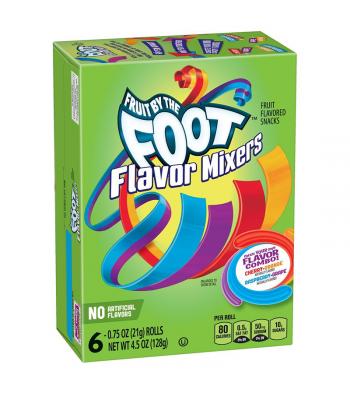 Betty Crocker Fruit By The Foot Flavor Mixers - 4.5oz (128g)