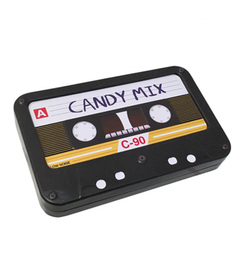 Candy Mix Cassette Tin 1.3oz (37g) Sweets and Candy