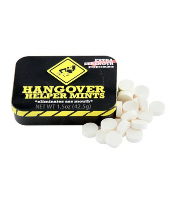 Hangover Helper Mints - 1.5oz (42.5g) Sweets and Candy Boston America