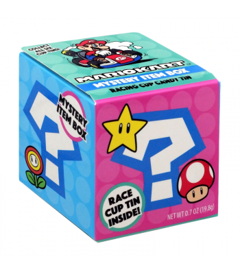 Nintendo Mario Kart Mystery Box - 0.7oz (19.8g) Sweets and Candy Boston America